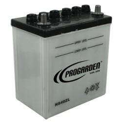 Batterie NS40-ZL (+ à droite)