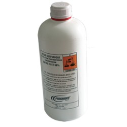 Acide sulfurique pour batterie