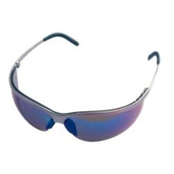 Lunette PELTOR Sport (coloris : bleu miroité)