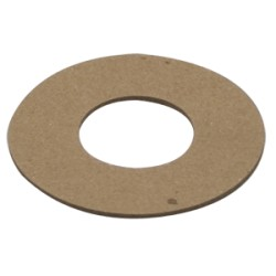 Rondelle de friction en fibre - ø : 57 mm x 25,4 mm