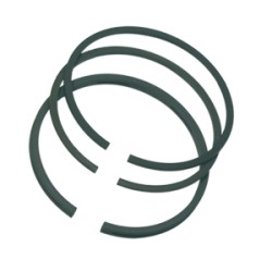Jeu de segments Briggs et Stratton 391654, 396459 - Diamètre cylindre 70 mm