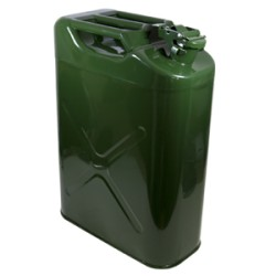 Bidon métal 20 litres