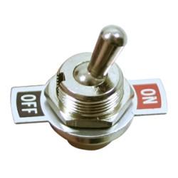 Interrupteur pour tronçonneuse et débroussailleuse (1 cosse)