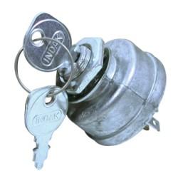 Contacteur à clé Snapper 18816 - 1-8816 - 18816 - 3 positions - 3 bornes (à partir de 1988)