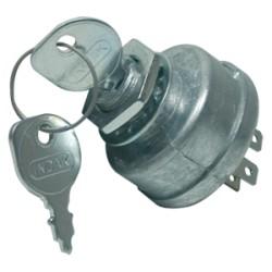 Contacteur à clé Kohler 25-099-04 / Toro / Wheel Horse 103991