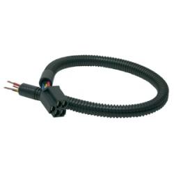 Faisceau électrique prise 5 broches - 45 cm de fil pour Murray / MTD / Gravely / Toro