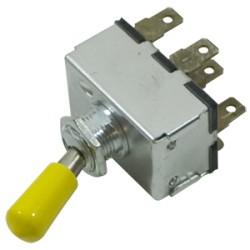 Interrupteur (avec levier) pour embrayage électromagnétique