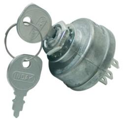 Contacteur à clé AYP / Roper 2683R - John Deere AM102544 - AM103286 - AM31995 - AM32318 - AM32686 - National 1A808B