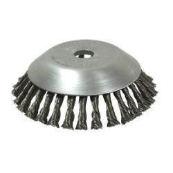 Tête brosse métallique (Alésage 20.0 à 25.4 mm)