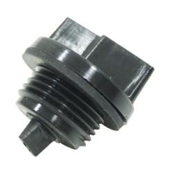Bouchon de réservoir d'essence Homelite A63717-C / Séries XL / 1050