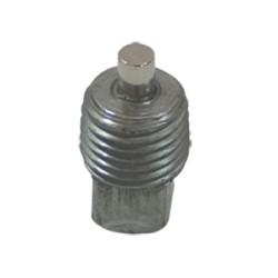 Bouchon de vidange d'huile Briggs et Stratton 691663 / 094174 - Magnétique. Filetage ¼'' - 2 à 5HP
