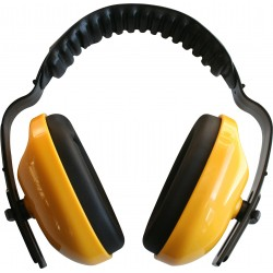 Casque anti-bruit standard SNR 25 dB