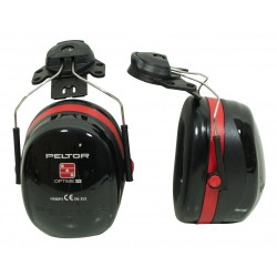 Anti-bruit Peltor Optime III pour casque forestier