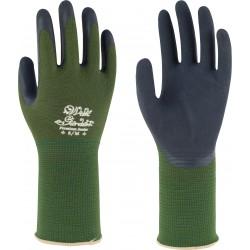 Gants de jardinage Foresta - Vert (taille 09)