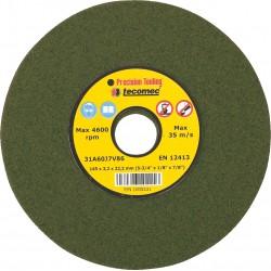 Meule d'affûtage verte (145 x 3.2 x 22.2)