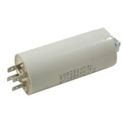 Condensateur pour moteur électrique (Capacité 10 µF)