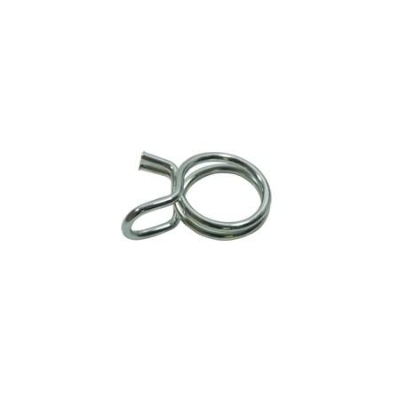 Collier de serrage pour durites ø : 4 à 7,0 mm