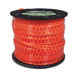 Bobine fil nylon carré (2,0 kg) ø : 4,0 mm