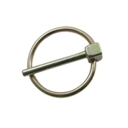 Goupille clips - ø : 5 x 40 mm