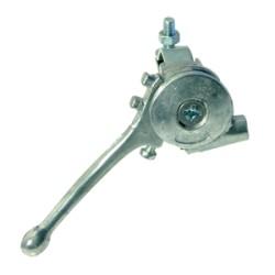 Manette de gaz à collier - Collier de fixation de Ø 23 à 27 mm