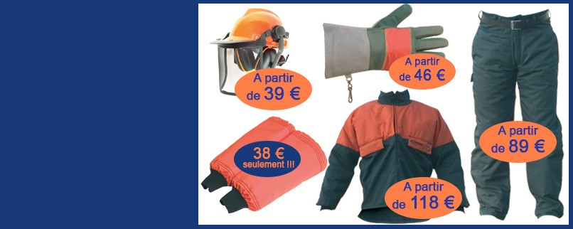 Equipements de protection et de secutite
